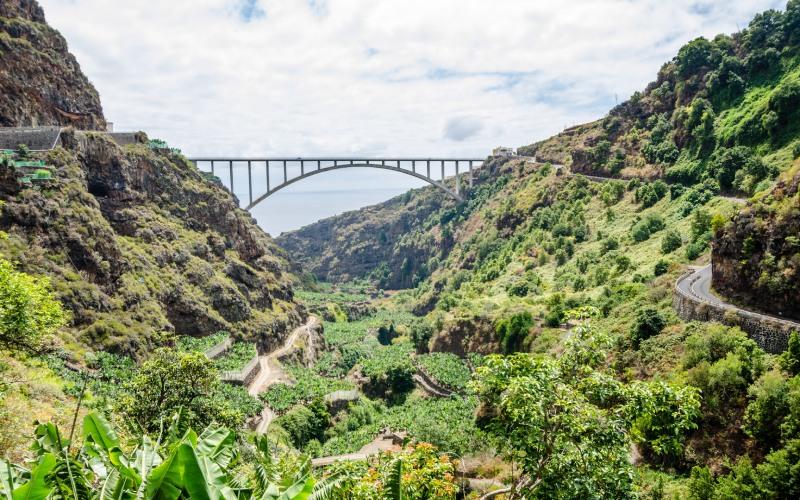 Pont de San Andrés y Sauces