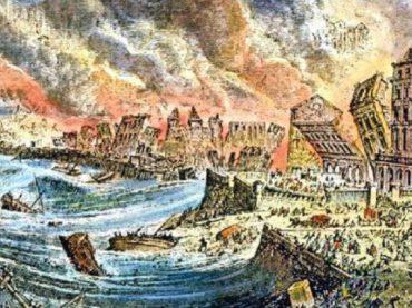 Le tremblement de terre de Lisbonne, la grande catastrophe patrimoniale de l'Espagne du XVIIIe siècle