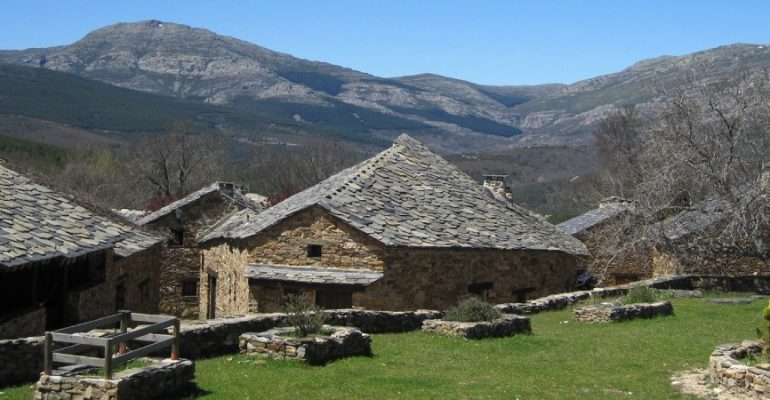 Umbralejo, un cadavre précieux dans les montagnes de Guadalajara