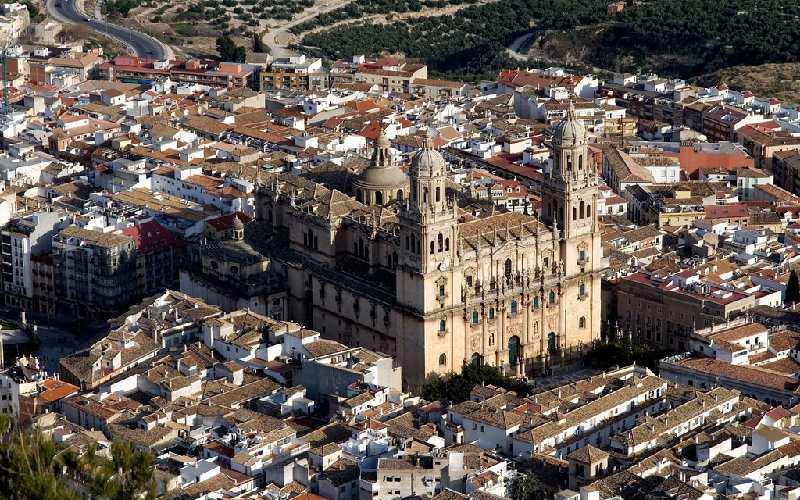 Panoramique de Jaén