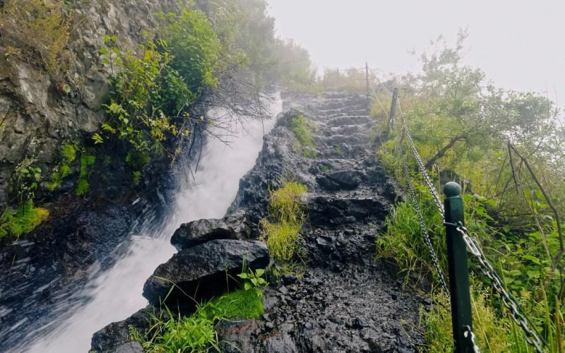 Cascade des sources Marcos et Cordero