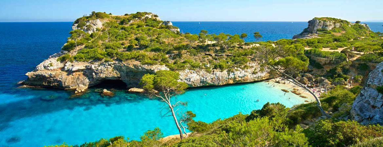 Paradis de la méditerranée