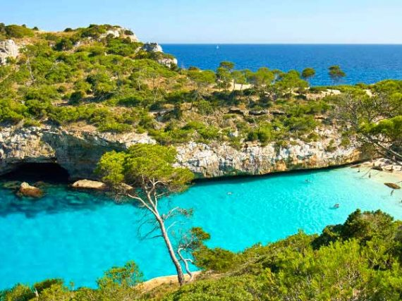 5 paradis de la méditerranée