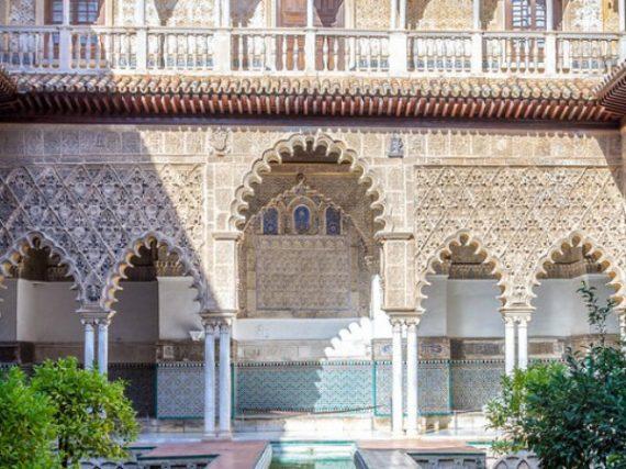 Alcázar de Séville, un joyau de la ville andalouse