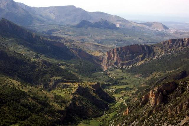 Montagnes de Jaén