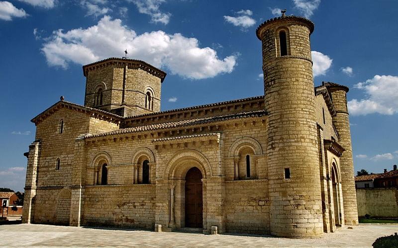 Église San Martin de Tours