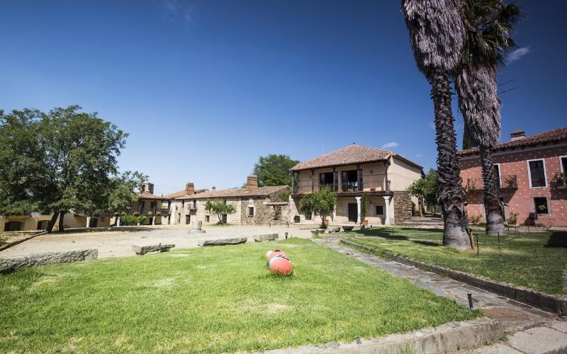 Grand-place de Granadilla