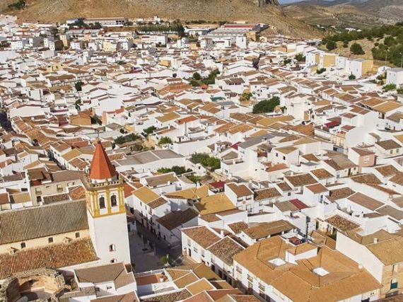 Les villages peu connus du sud d'Espagne les plus fascinantes
