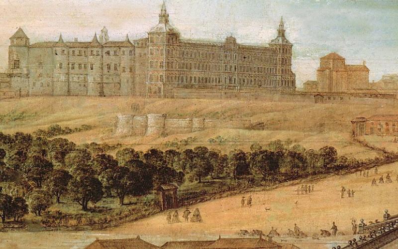 Ancien Alcazar de Madrid