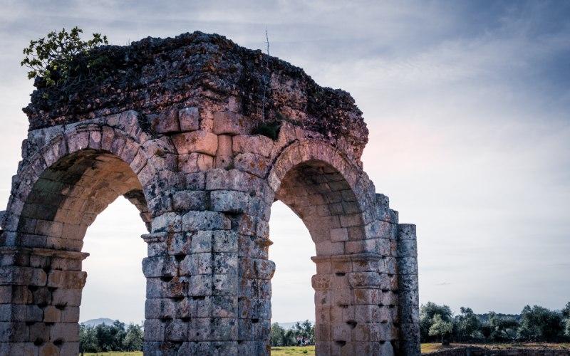 Arc de Cáparra