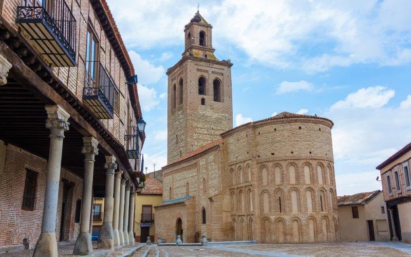 Centre historique d'Arévalo