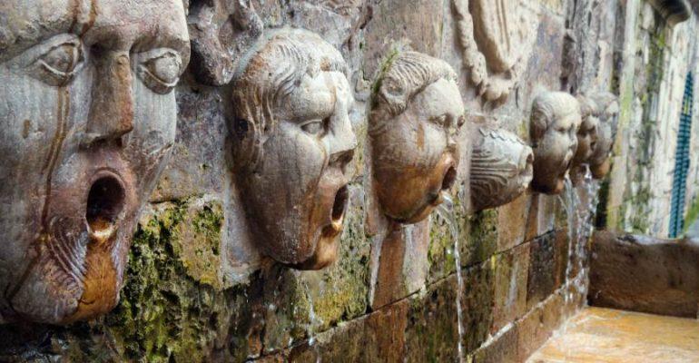 Voici les fontaines les plus personnelles d'Espagne
