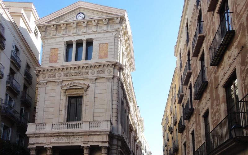 Ancien Casino commercial de Barcelone