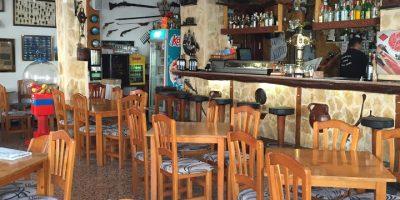 Comer Colonia Sant Jordi bar can gori