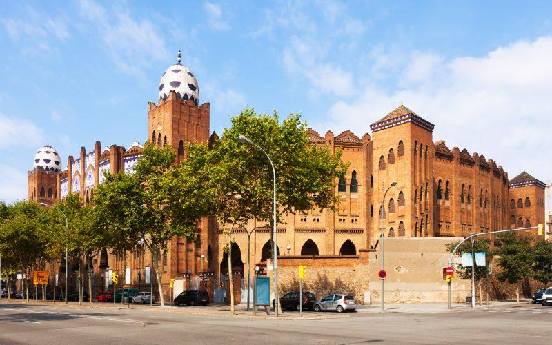 Arènes La Monumental de Barcelone
