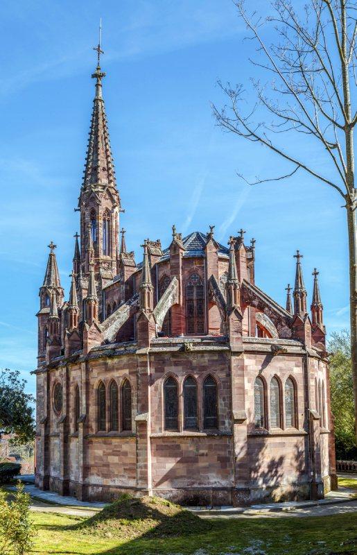 Chapelle-panthéon de Sobrellano