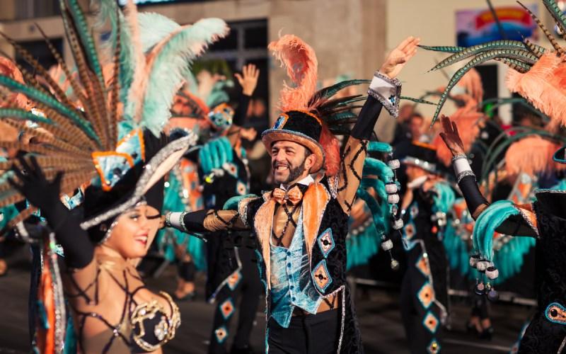 Carnavals de Santa Cruz de Tenerife en 2018