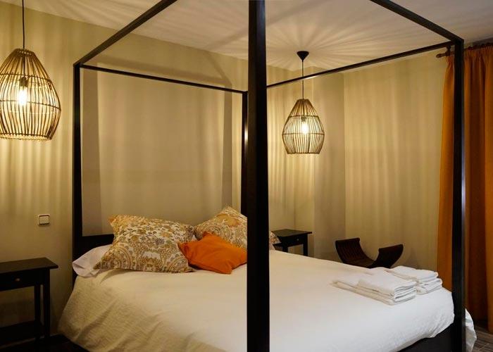 Dónde dormir en Hita