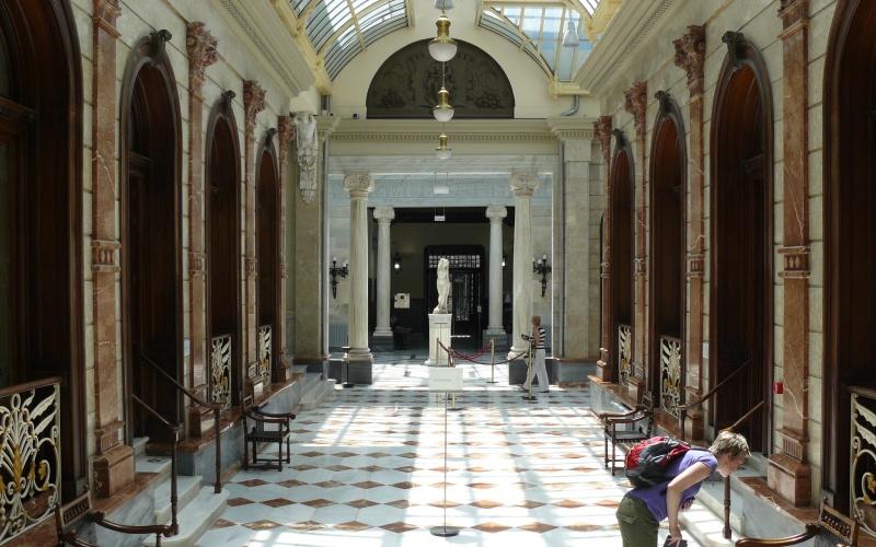 Hall du casino de Murcie