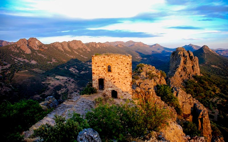Cabañas de Castillo
