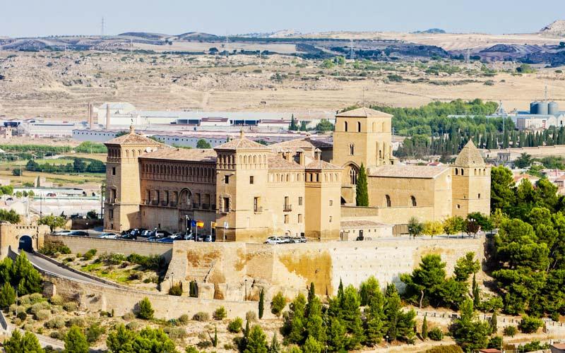 Château d'Alcañiz