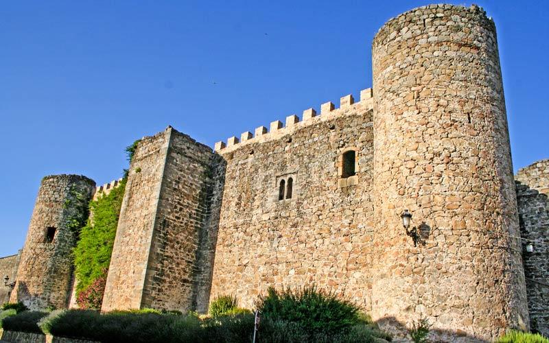 Castillos góticos de castilla y león