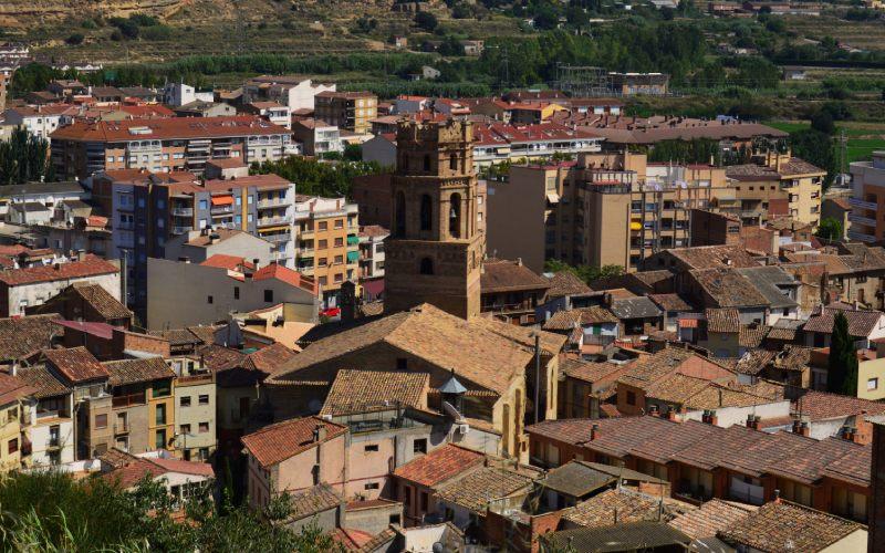 Cathédrale de Monzón