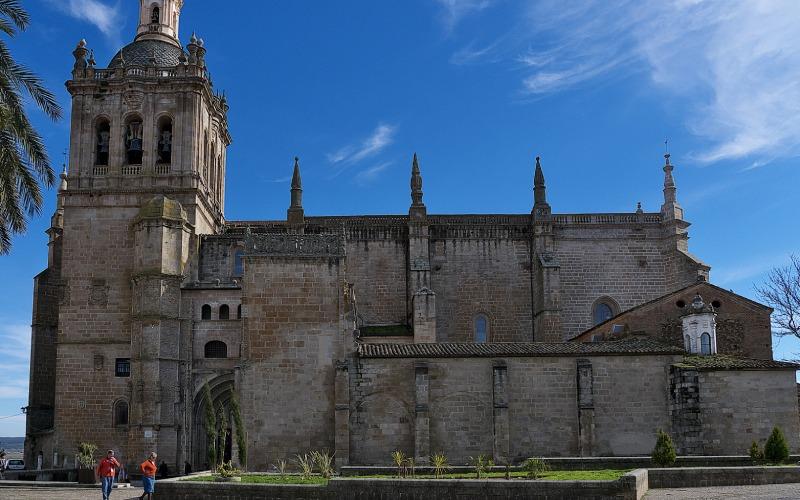 Cathédrale de Coria