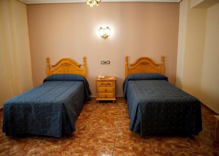 Dónde dormir en Cazorla