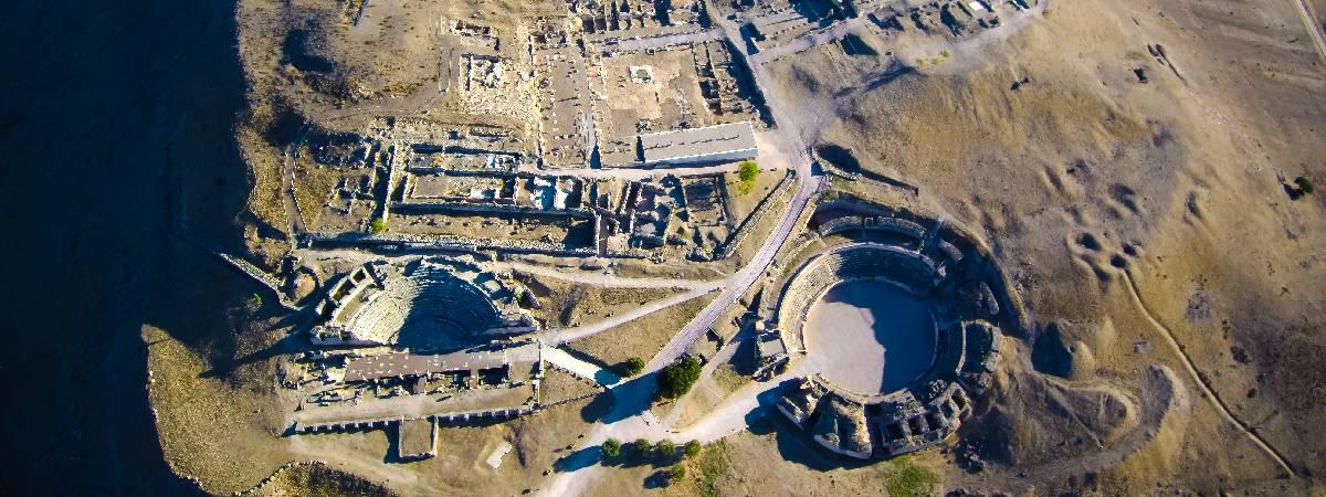 Top 13 d'anciennes villes abandonnées en Espagne