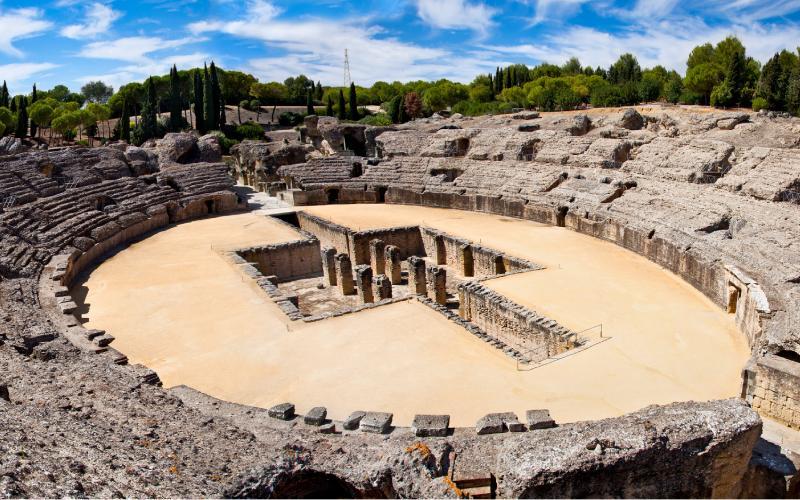 Amphithéâtre d'Itálica