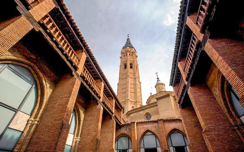 Collégiale Santa María de Calatayud