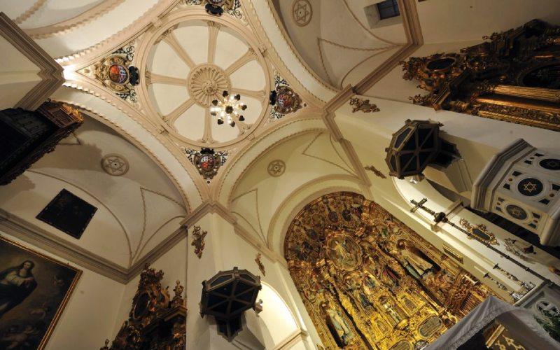 Collégiale de l'Abbaye du Sacromonte