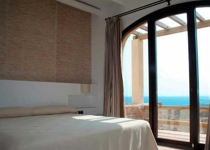 Dónde dormir en Carboneras