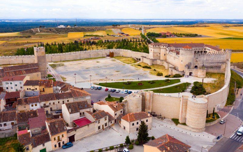 Château et villa de Cuéllar