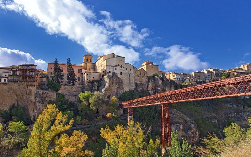 Pont de San Pablo à Cuenca