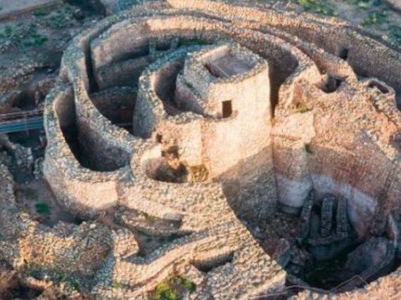 La Motilla del Azuer, unique en son genre | 7 merveilles de l'Espagne antique