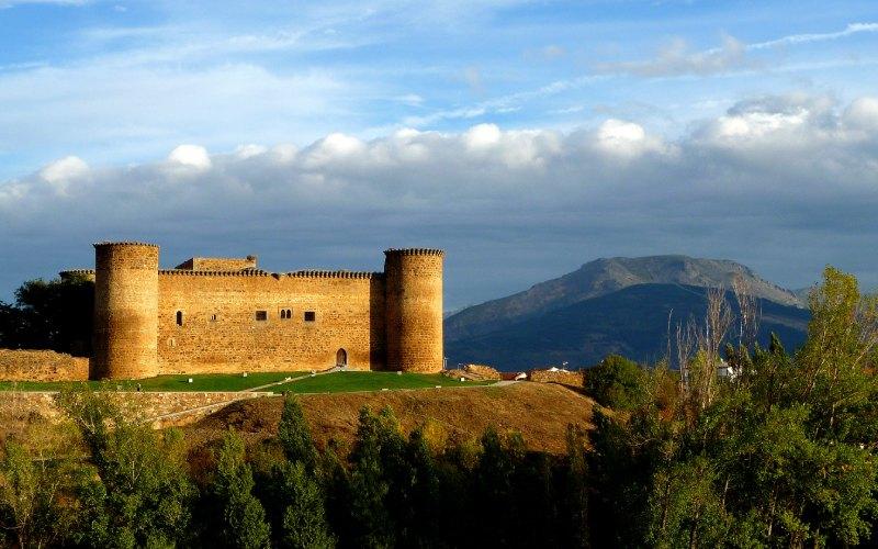 Château d'El barco de Ávila