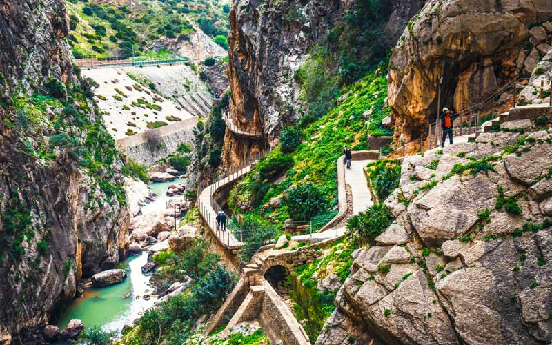 espacios naturales de Málaga