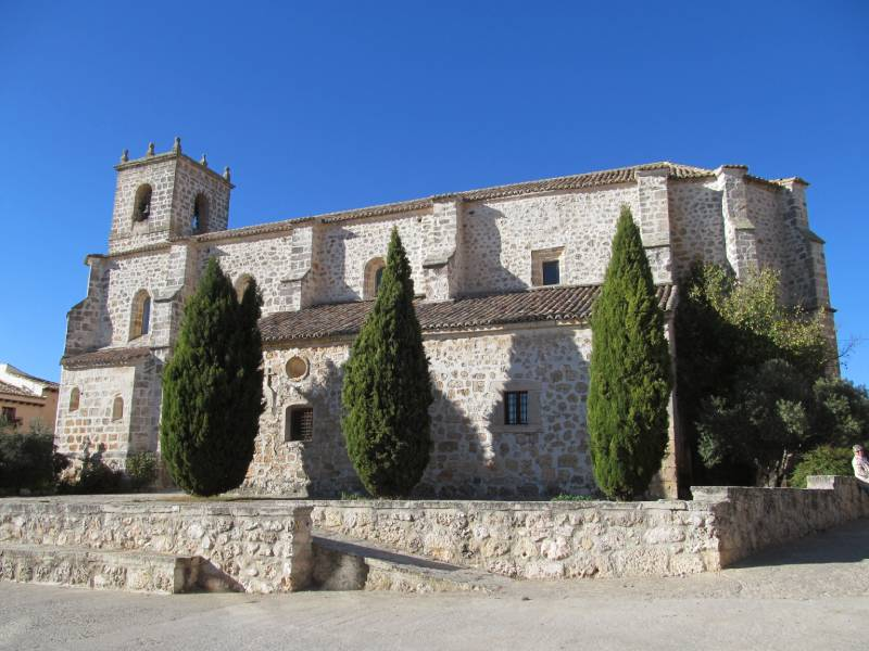 Église de El Olivar