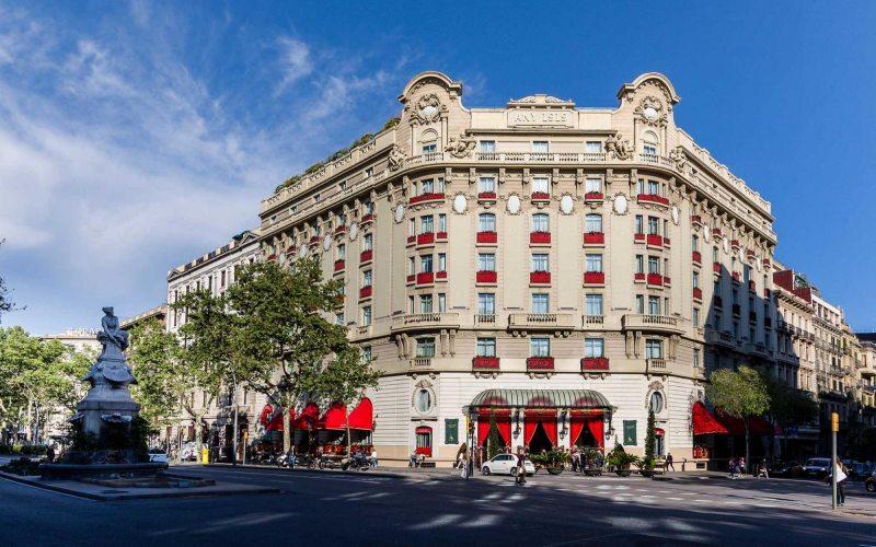 L'Hôtel Palace de Barcelone