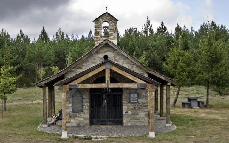 Église de Saint-Jacques près de la Croix de Fer, datant de 1962