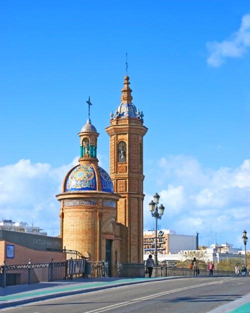 Chapelle du Carmen près du Pont de Triana