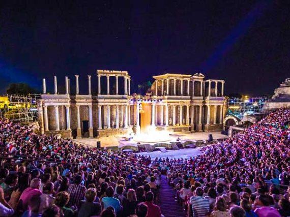 Mérida / Festival de Théâtre Classique