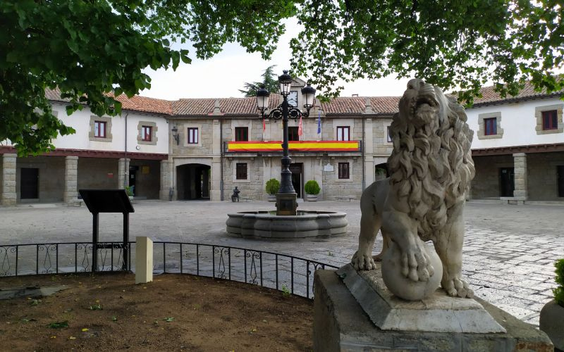 Grand-place de Guadarrama
