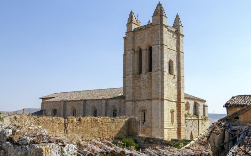 Église San Juan à Castrojeriz