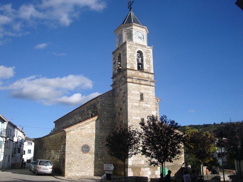 Église de Santiago de Guadalaviar