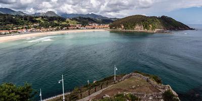 Playa Santa Marina de Ribadesella