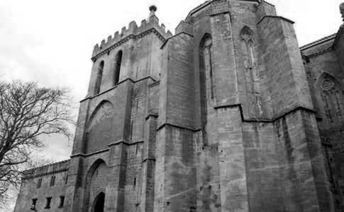 iglesia san juan bautista foto antigua laguardia