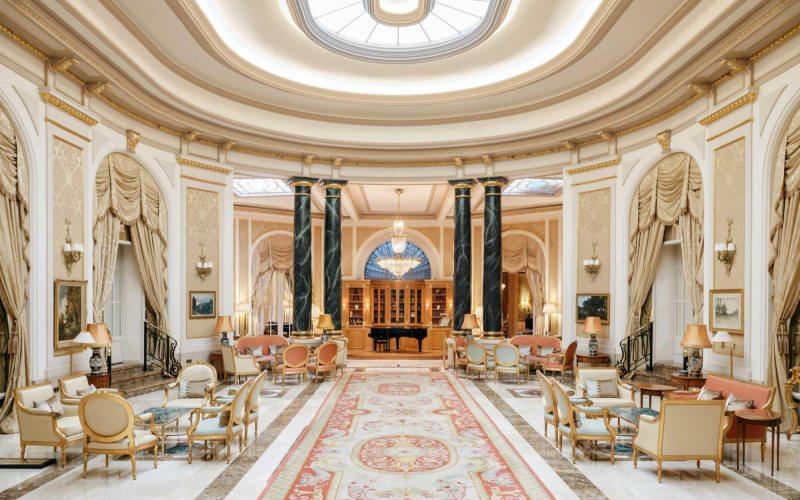 Lobby du Palace de Barcelone